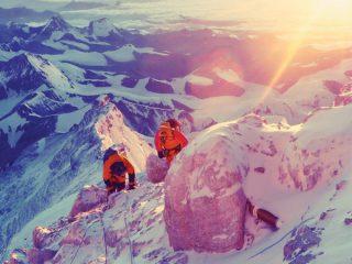 Climb Everest VR